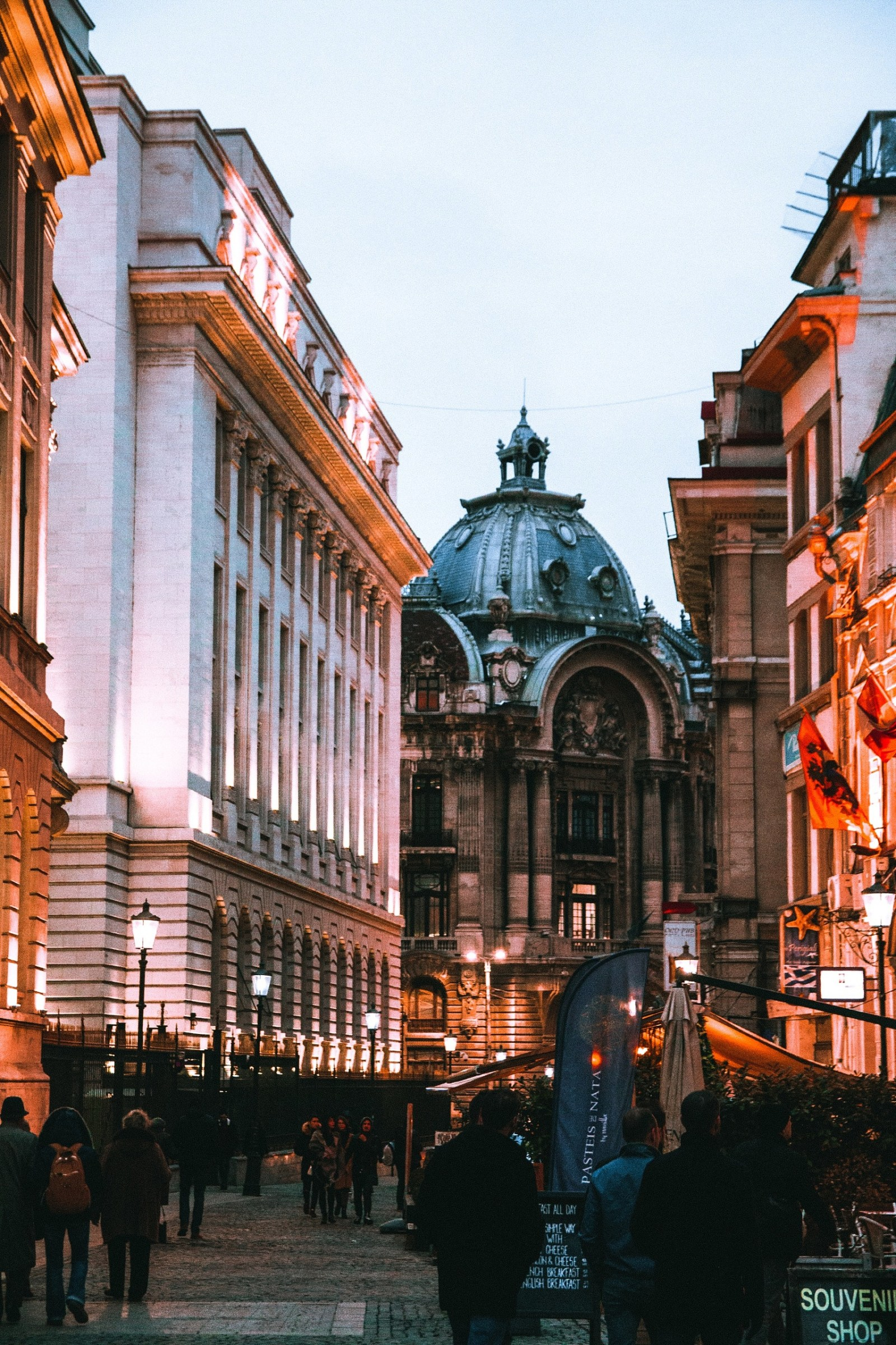 The Best Areas to Stay in Bucharest, Romania