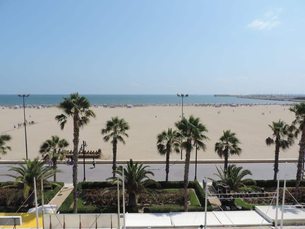 Mejor zona donde alojarse en Valencia para ir a la playa - Poblats Marítims