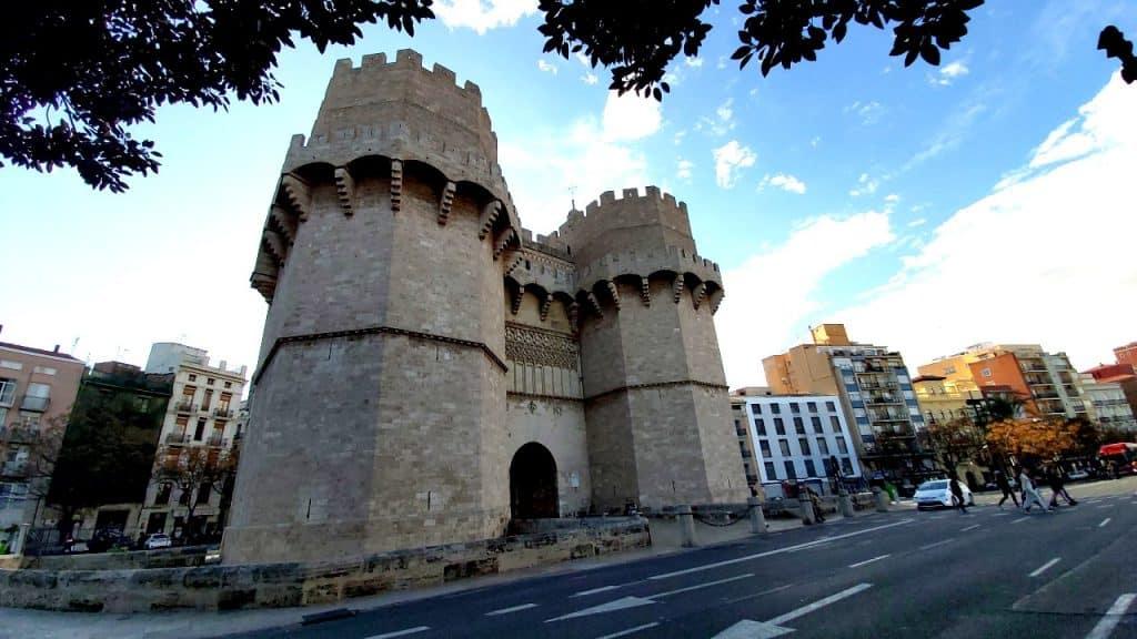 La Ciutat Vella es la mejor zona donde alojarse en Valencia, España
