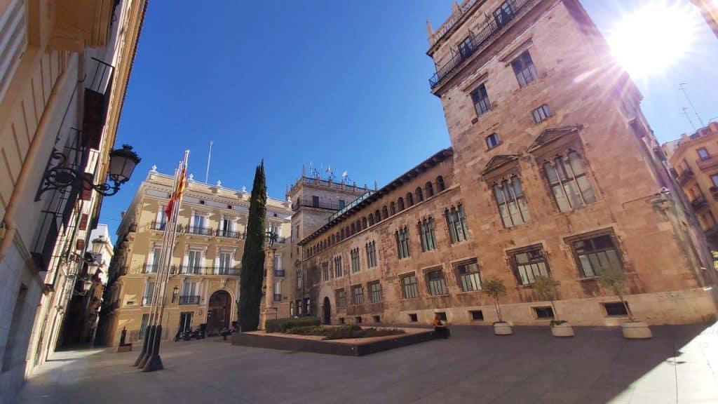 Dónde dormir en Valencia, España - Ciutat Vella