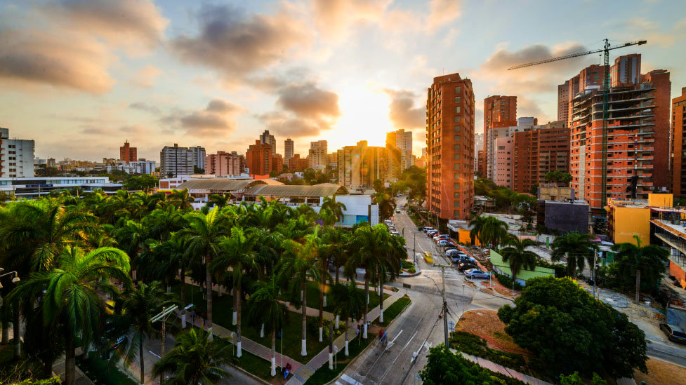 Best areas to stay in Barranquilla, Colombia