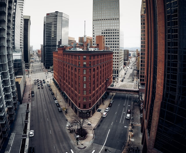Best location in Denver, Colorado - Central Business District