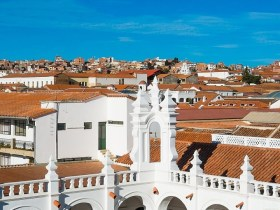Best Areas to Stay in Sucre, Bolivia