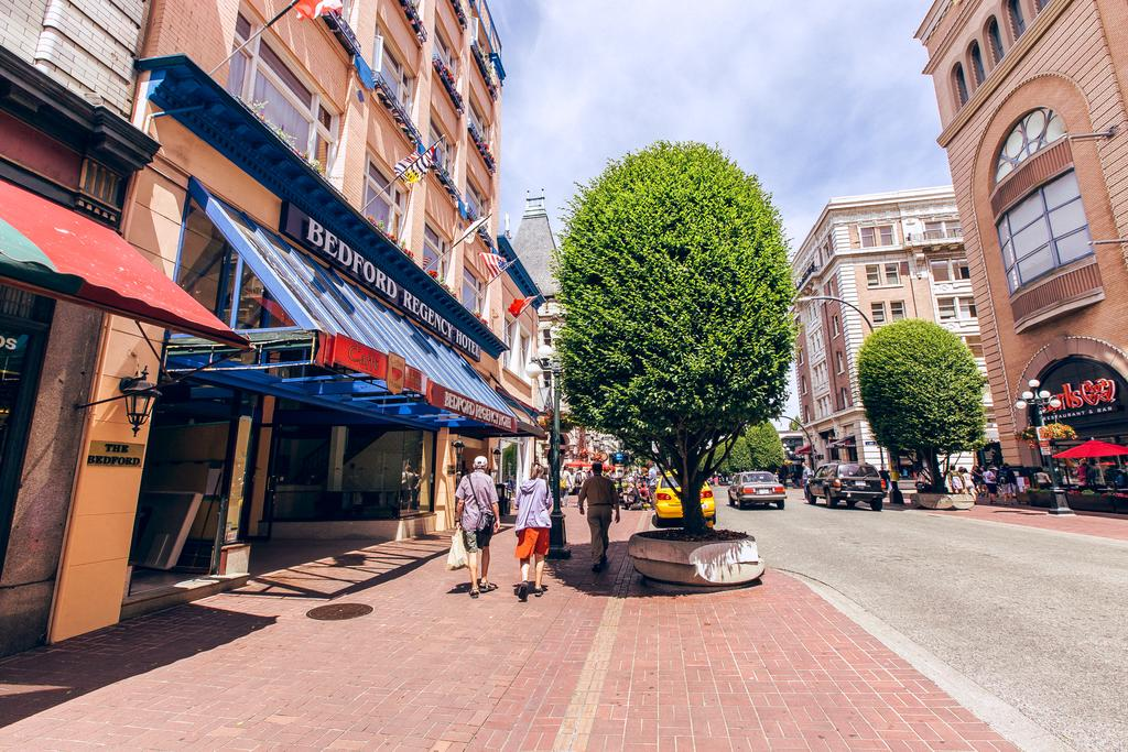 Best area to stay in Victoria, British Columbia for nightlife - Downtown Victoria, BC