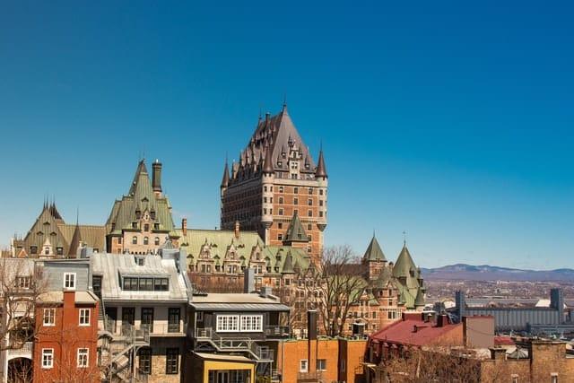 Dónde dormir en Quebec City - Vieux Québec