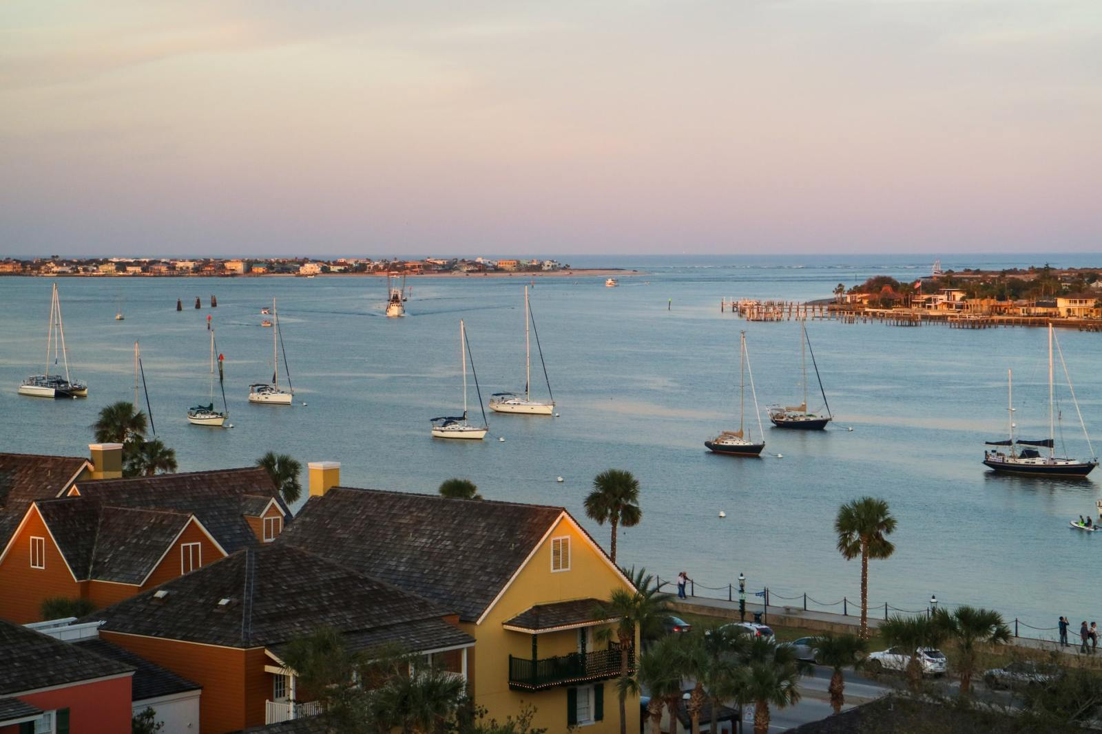 The Best Areas to Stay in Saint Augustine, FL