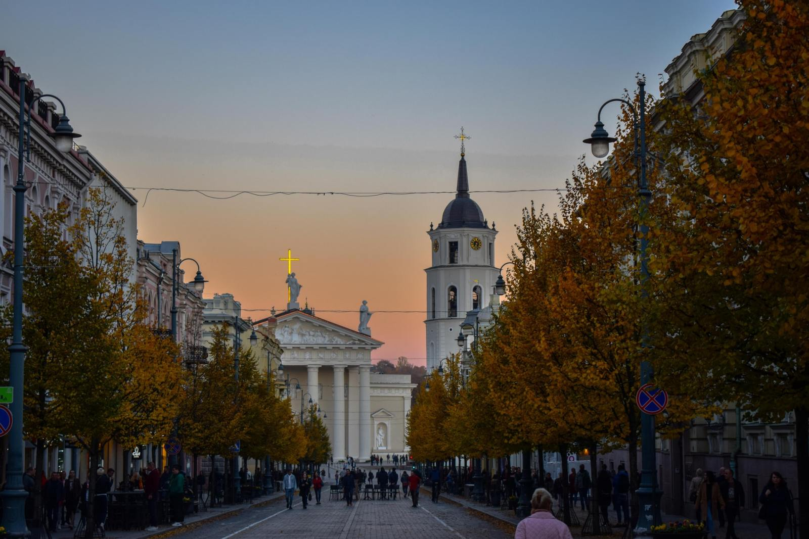 The Best Areas to Stay in Vilnius, Lithuania
