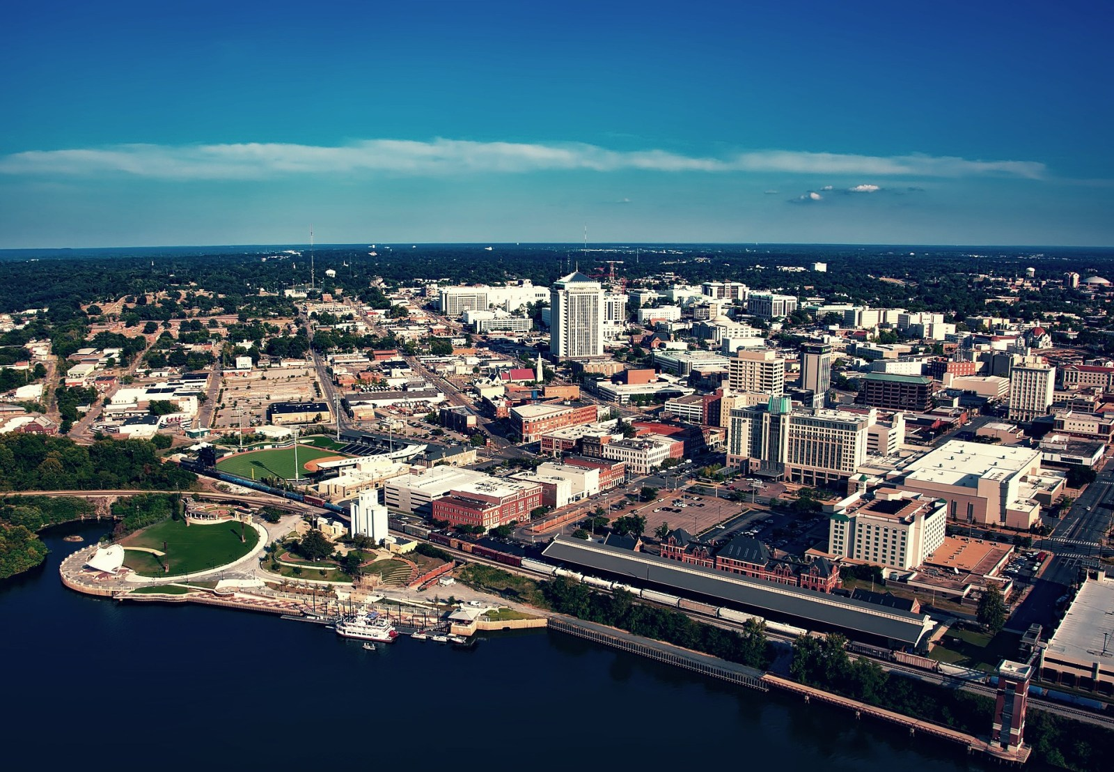 The Best Areas to Stay in Montgomery, Alabama