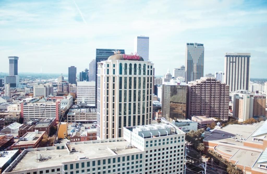 Dónde alojarse en Nueva Orleans - Downtown