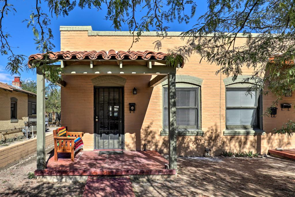 Dónde alojarse en Tucson para hipsters - Zona de Main Gate y University of Arizona