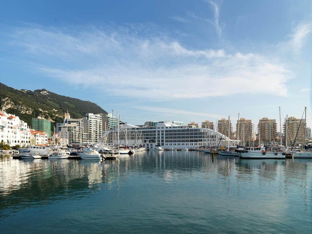 Where to stay in Gibraltar - Lado Occidental & Centro de Gibraltar