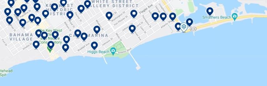 Alojamiento en South Cayo Hueso - Haz clic para ver todo el alojamiento disponible en esta zona