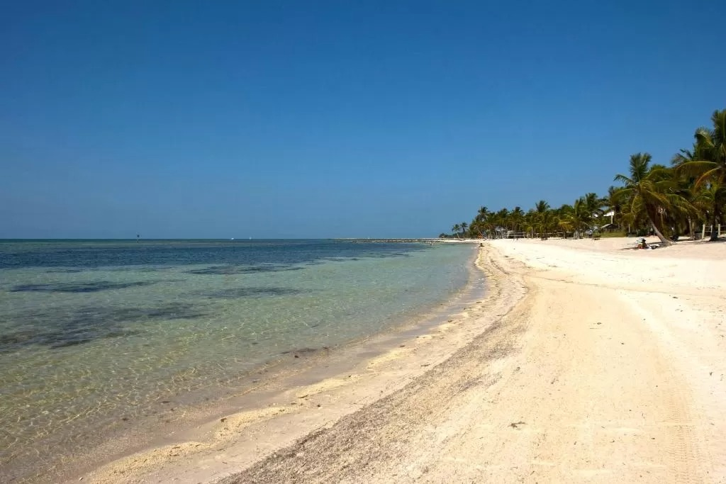 Dónde alojarse en Key West para ir a la playa - Southside beaches