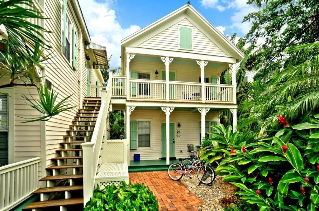 Dónde alojarse en Key West, FL - Key West Historic District