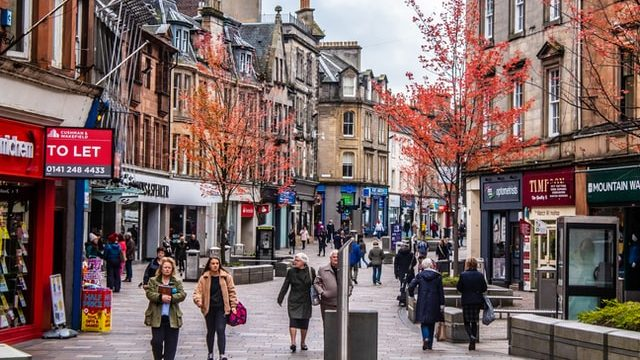 Where to stay in Stirling, Scotland - City Centre