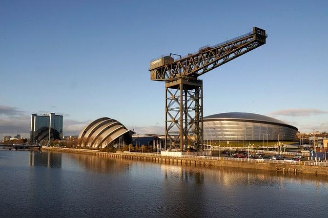 Scottish Event Campus - Best areas to stay in Glasgow, Scotland