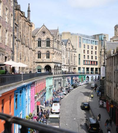 The Best Areas to Stay in Edinburgh, Scotland
