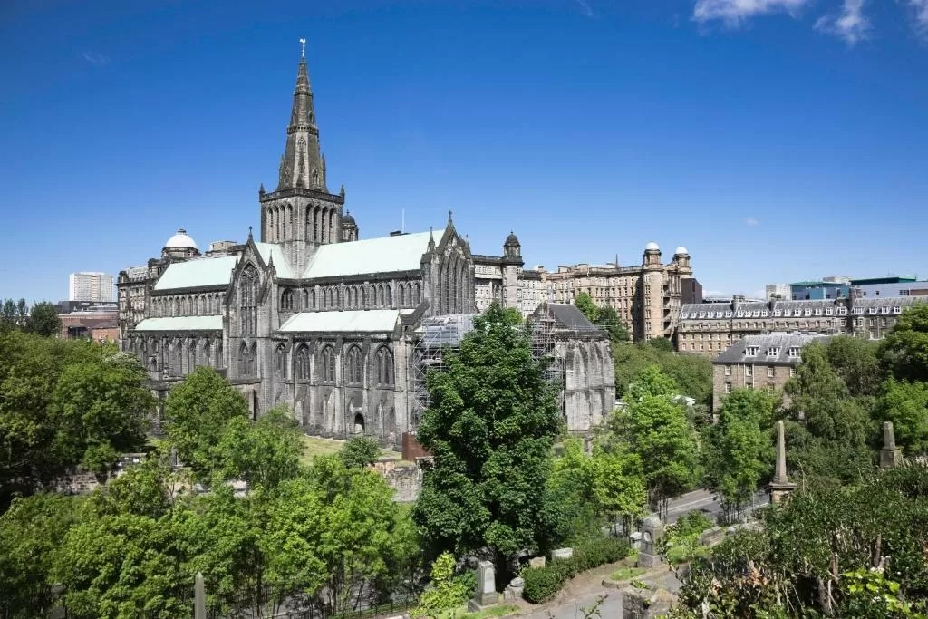 Where to stay in Glasgow for sightseeing - East End