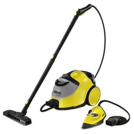 Picture of a Karcher steam cleaner