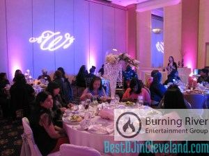 Sabrina from LaCentre goes over all the great things LaCentre can do as a venue and caterer for weddings. Lighting by Burning River Entertainment. (Photo Credit: Gene Natale, Jr. / Burning River Entertainment)