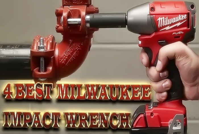 MILWAUKEE IMPACT WRENCH Review