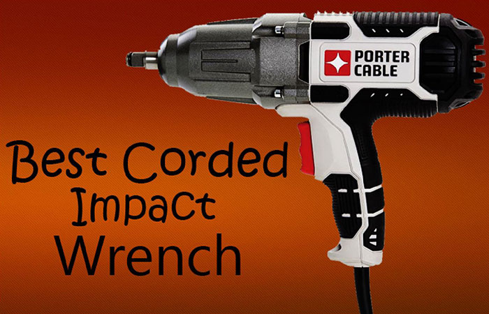 best corded impact wrench image