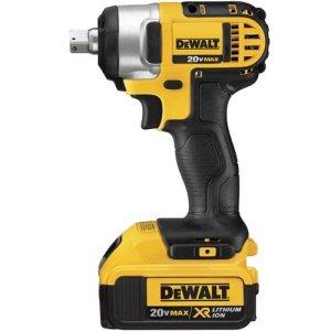 Cordless Impact Wrench DEWALT DCF880M2
