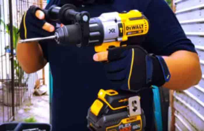 Best Corded hammer Drill im