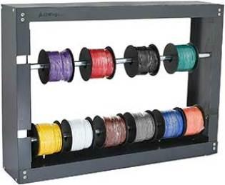 AdirPro Wire Spool Rack - Superior Strength WireCable Dispenser