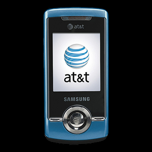 Samsung SGH A777 slide phone