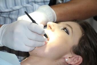 Fistel am Zahn