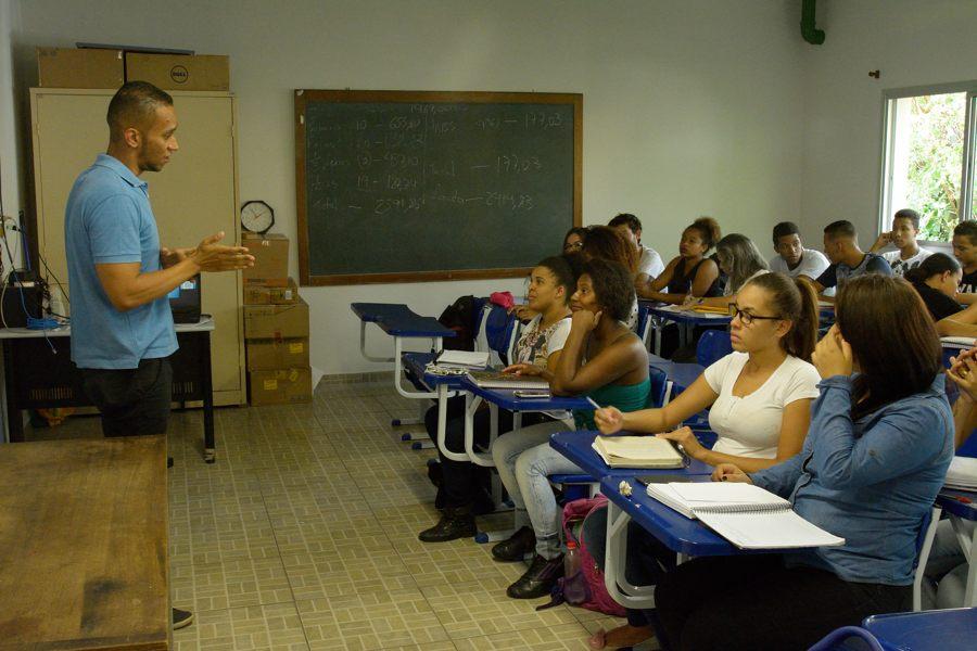 Der Förderverein Girassol e.V. bietet Jugendlichen eine berufliche Qualifizierung.