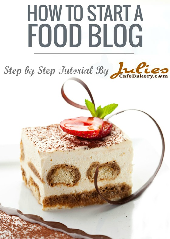 How To Start a Food Blog Easy