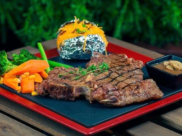 مطاعم لحم عنيزة فخمة