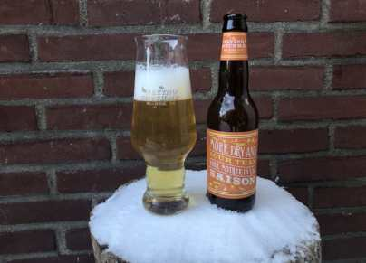 Flying Dutchman – More Dry and Sour Than Your Mother In Law Saison