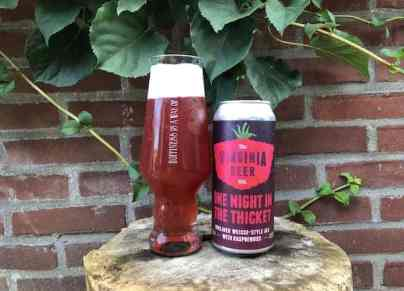 Virginia Beer Company One Night in the Thicket