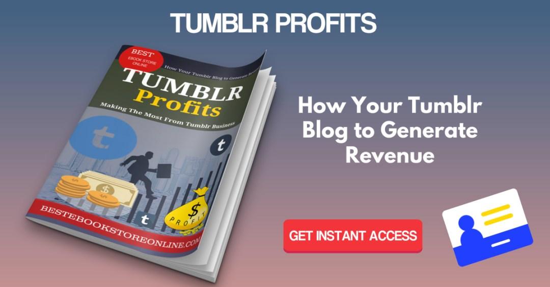 Tumblr Profit Ebook
