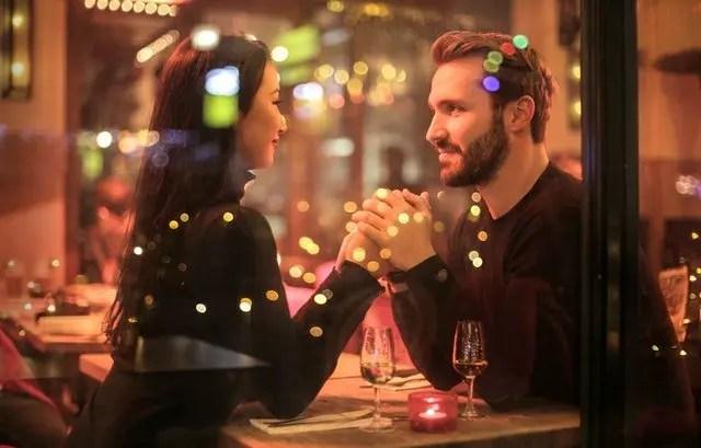 første daten