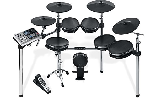 Best Electronic Drum Sets in 2018 This best electronic drum set stand alone kit enables you to use any stereo  for plugging whenever you want to play