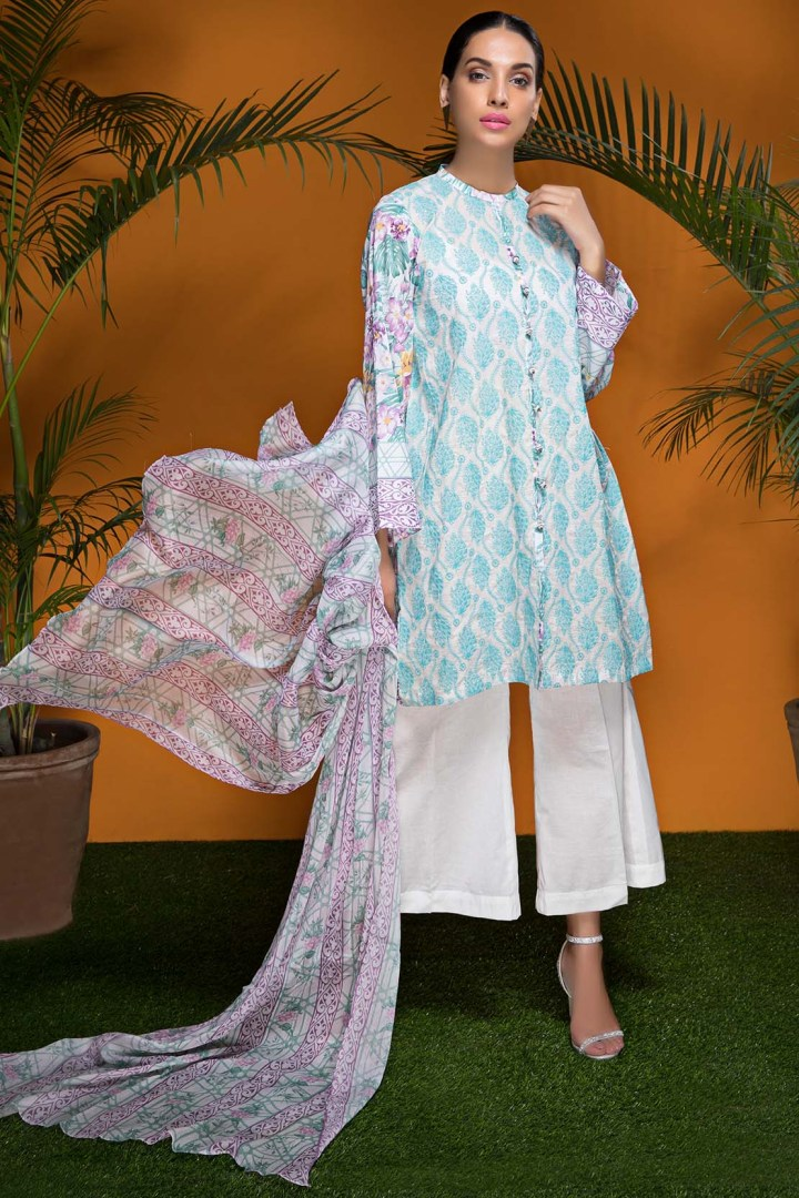 Warda Summer Lawn Collection 2019