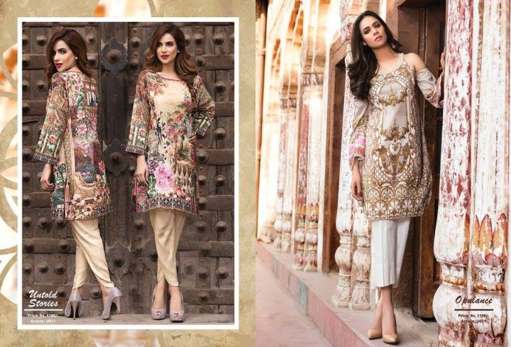 Limelight Eid Lawn Collection 2019