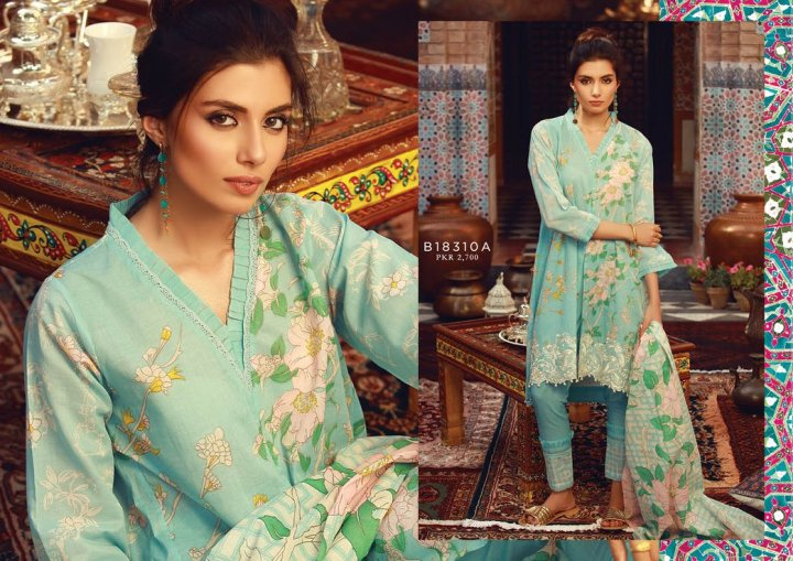 Khaadi Summer Lawn Collection 2019