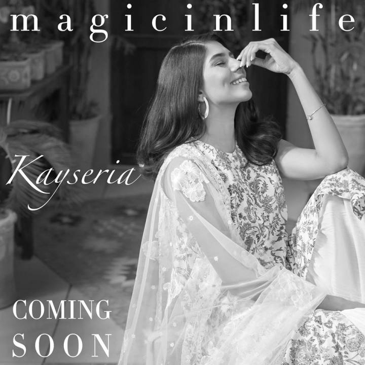 Kayseria Eid Collection 2020