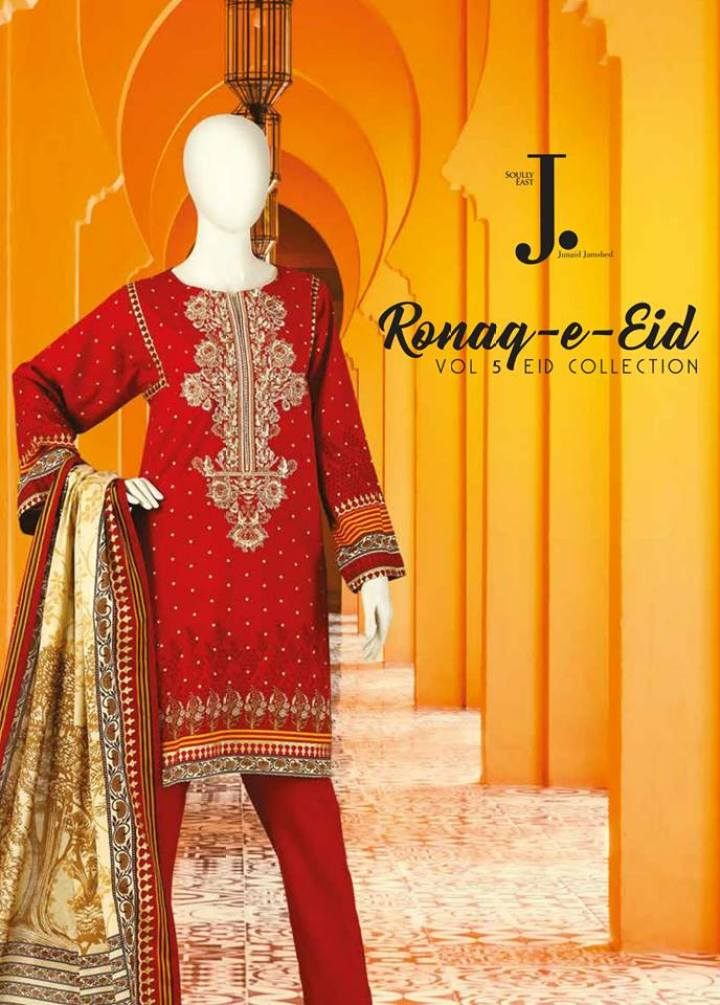 Junaid Jamsheed Festive Collection 2020