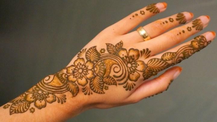 New Eid Mehndi Designs 2020
