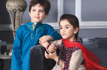 Eid Dresses For Kids