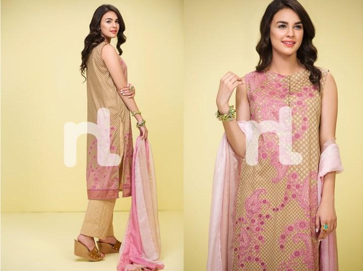 Nishat Linen Eid Collection 2020