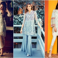 Eid Dresses For Girl 2019