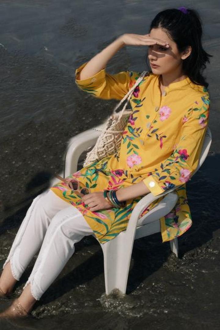 Latest Ethnic by outfitters Eid Lawn Collection 2019