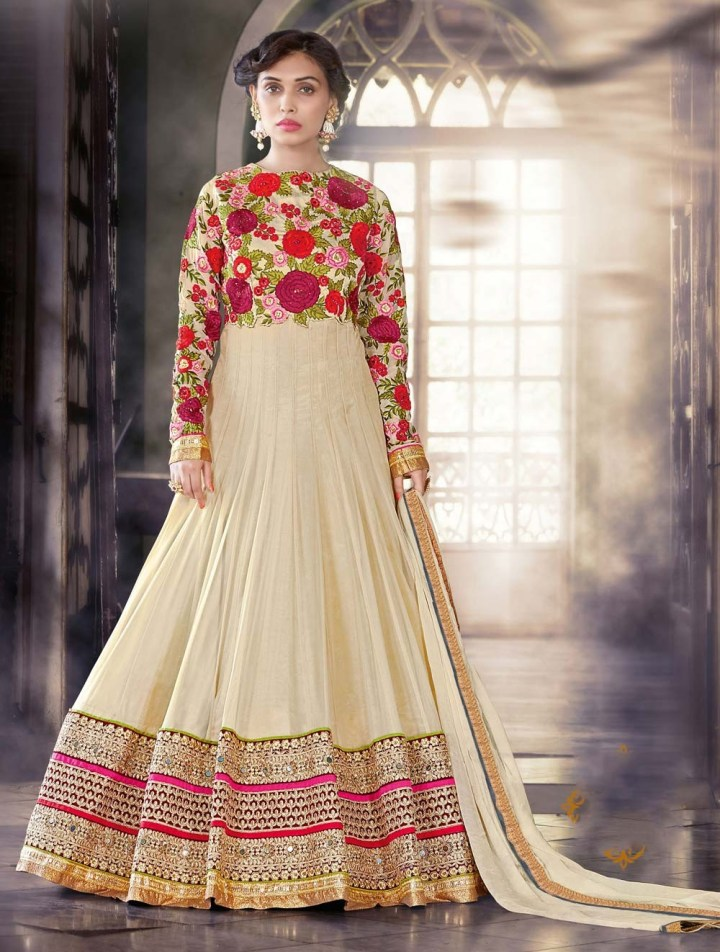 Beautiful Eid Dresses Style For Teenage Girls